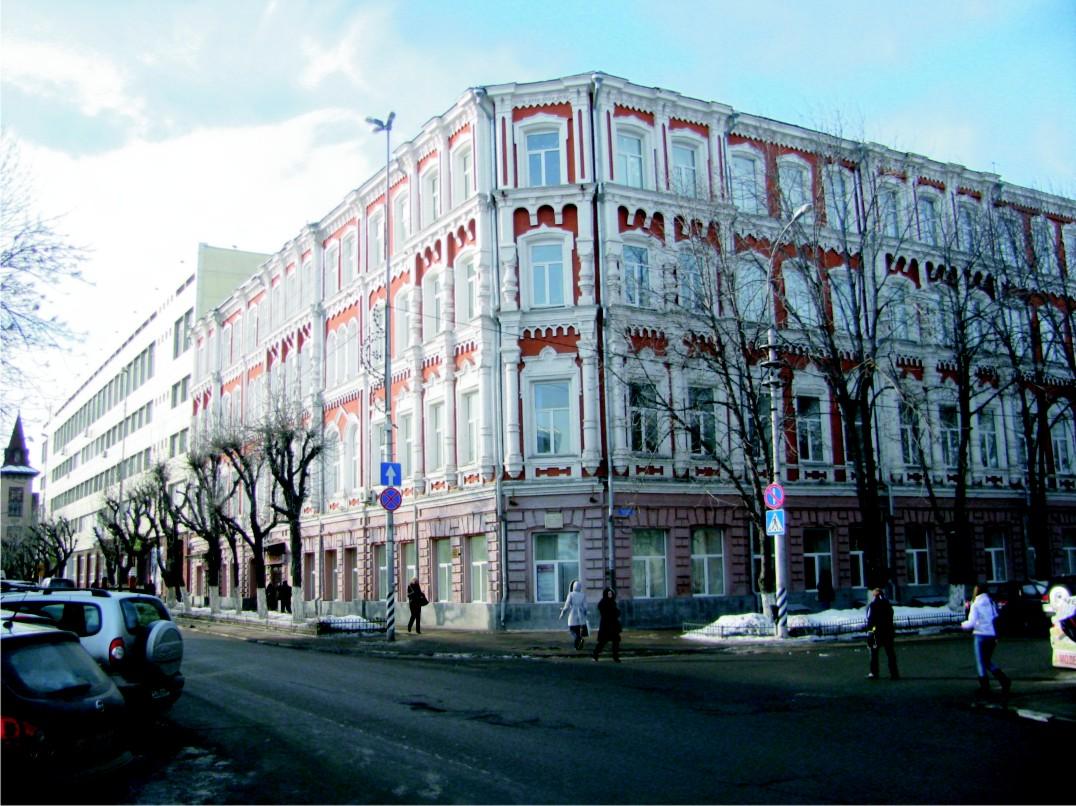 Дом Вакурова В. Д.
