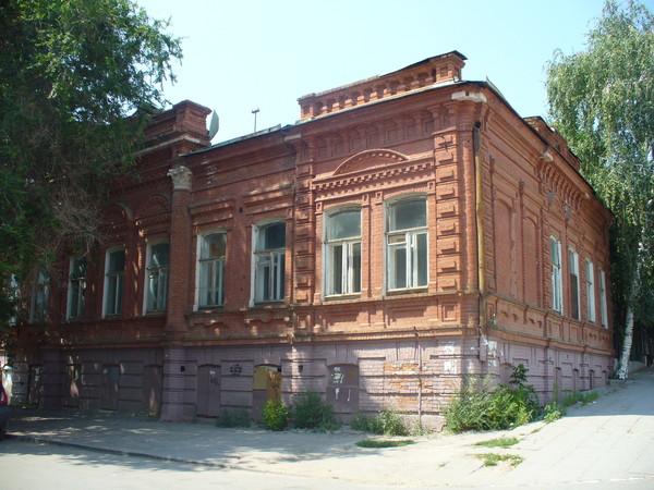 Особняк Дашковского