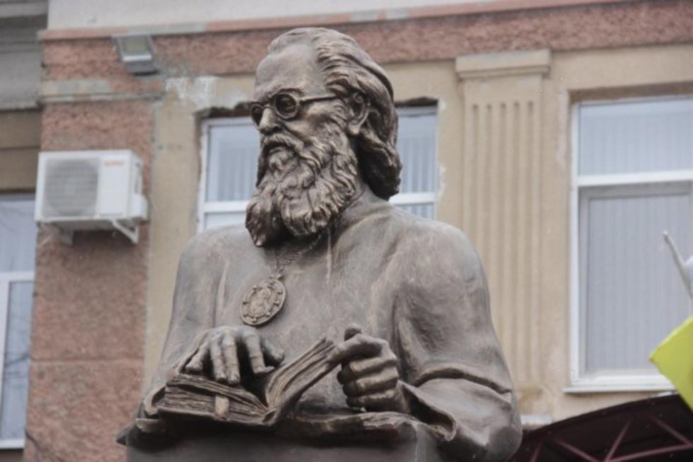Памятник святителю Луке Крымскому