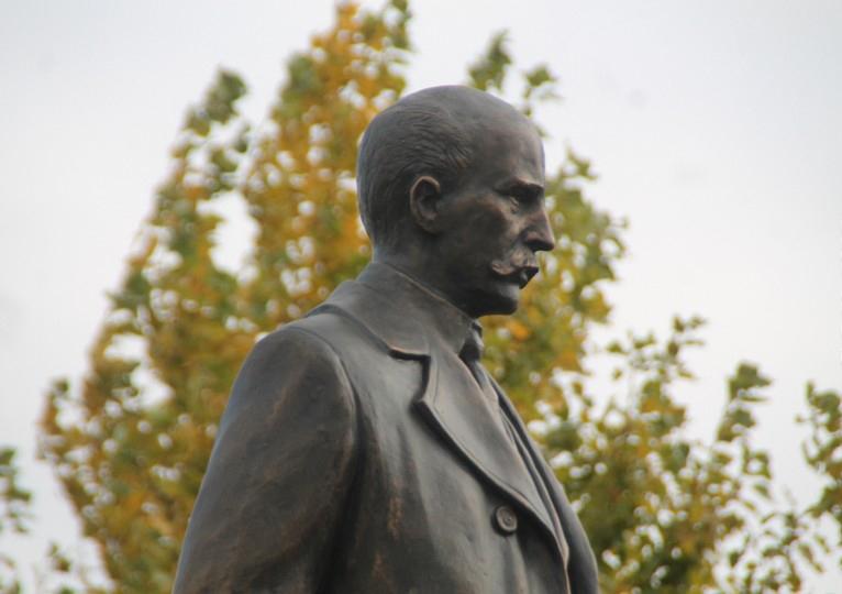 Памятник Фритьофу Нансену