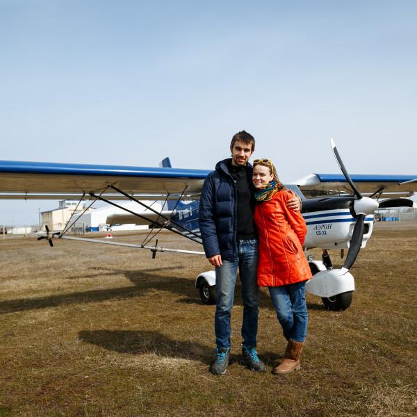 Полет на самолете Лавка Чудес
