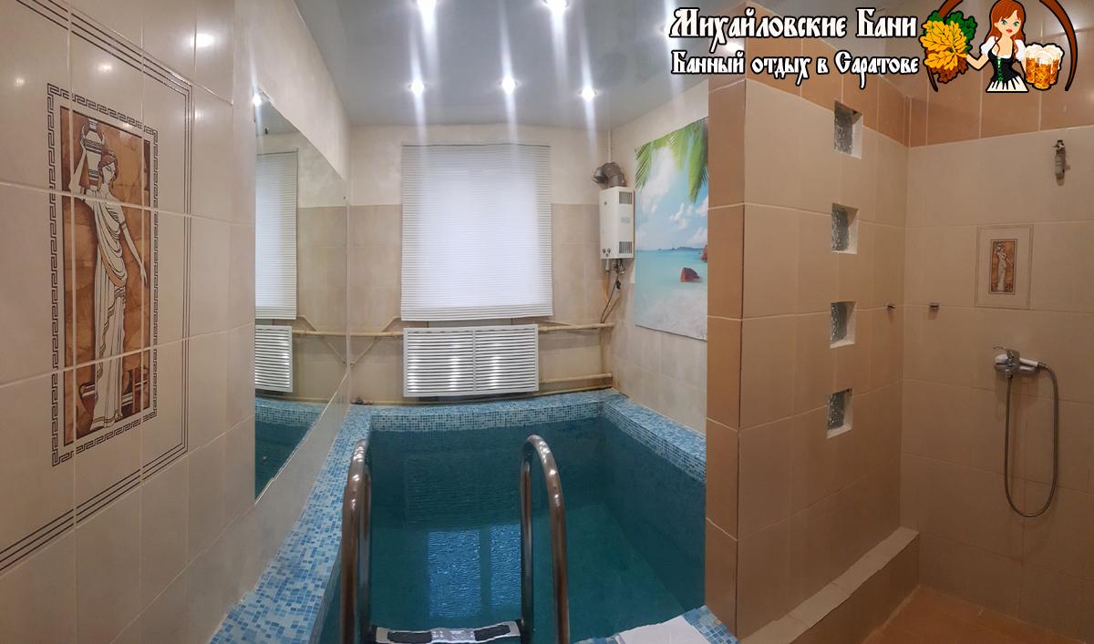 Дом отдыха Михайловский №3
