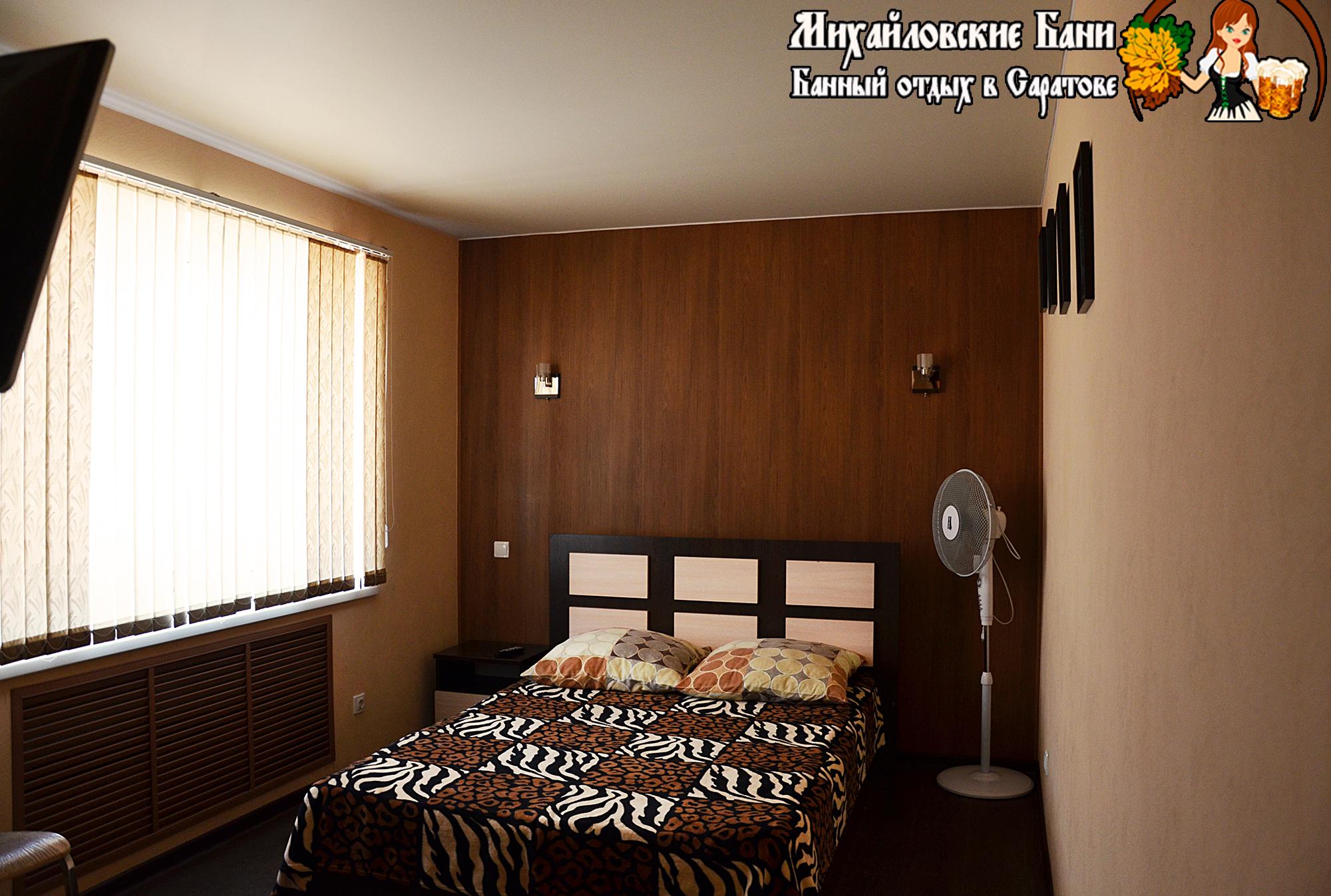 Михайловские бани Русская Баня