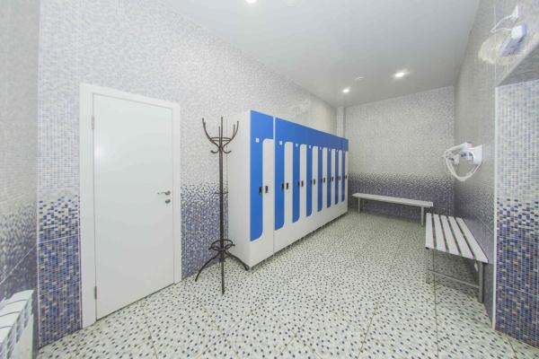 Бассейн гостинично-оздоровительного комплекса «Сокол»