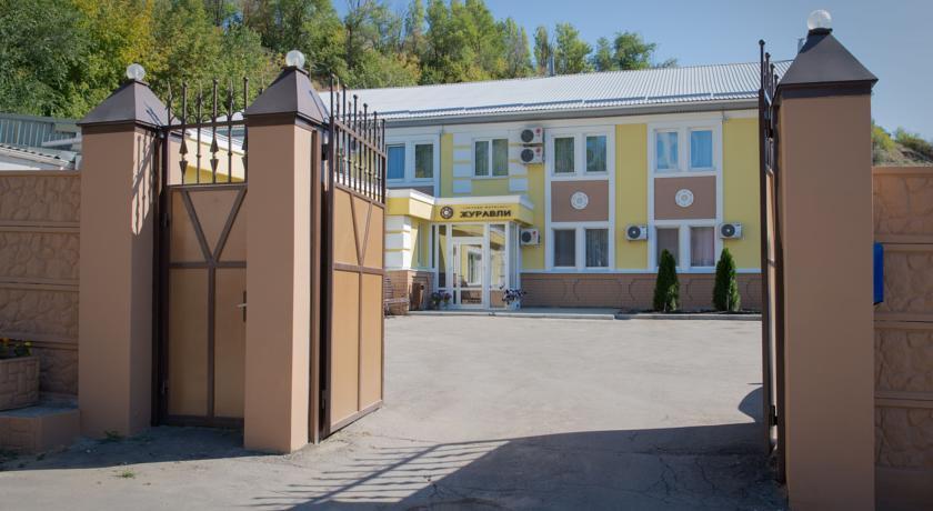 Сауна гостиницы «Журавли»