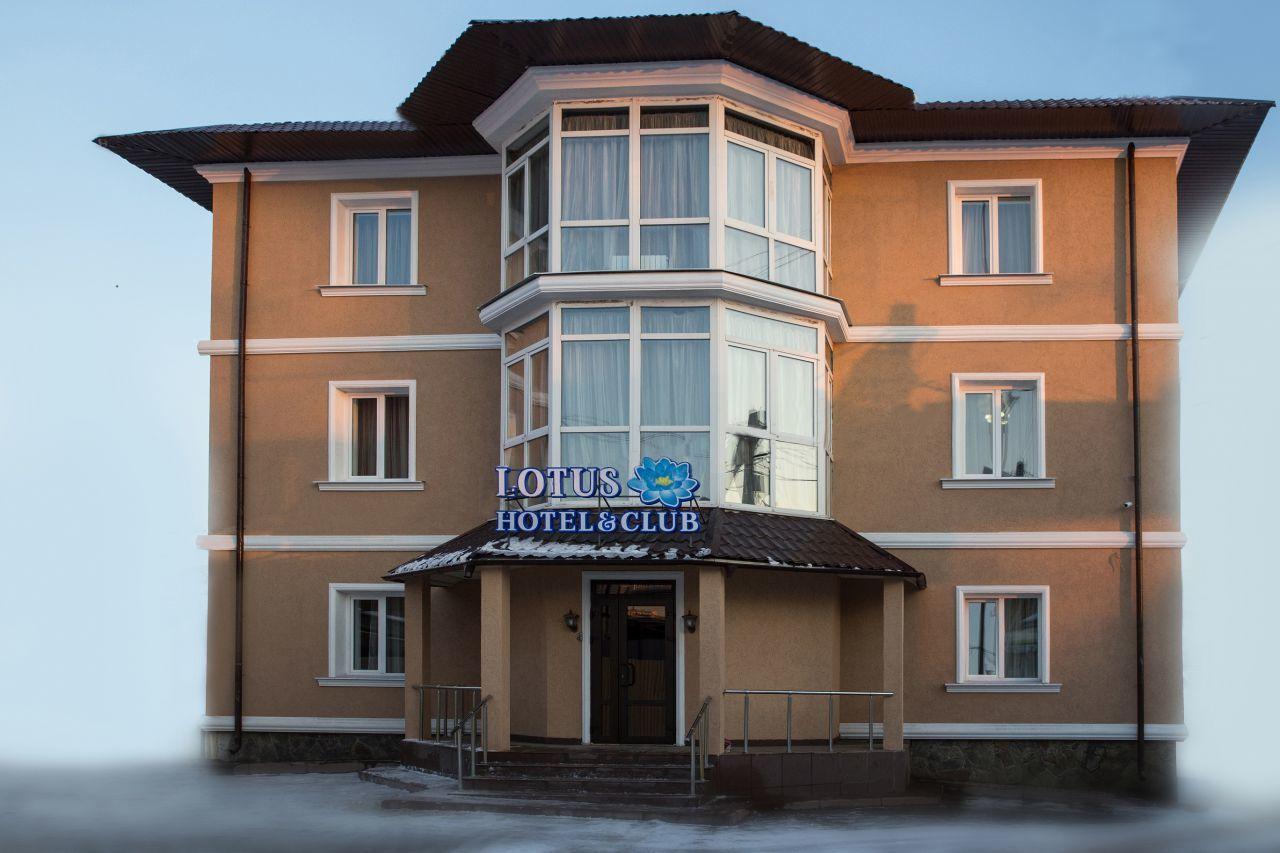Сауна отеля «LOTUS»