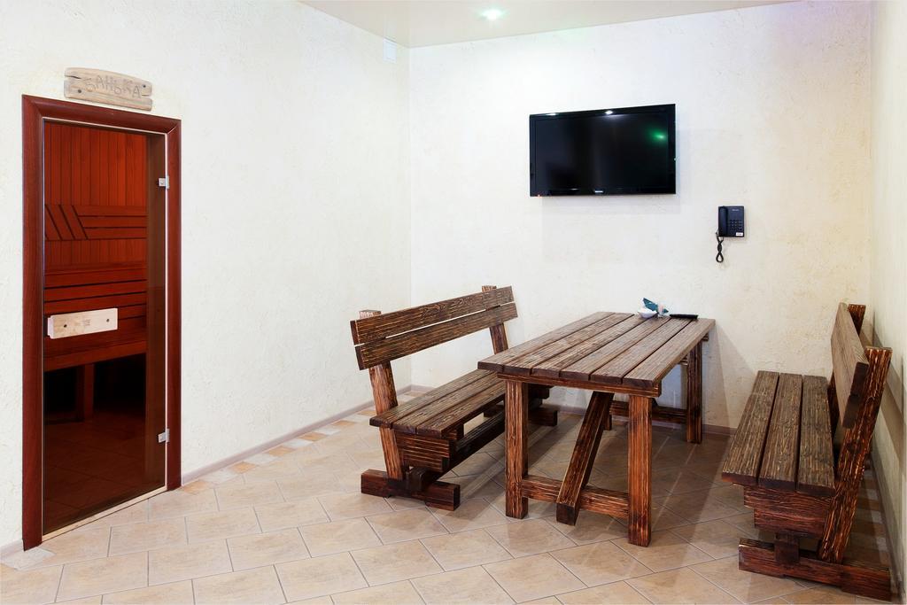 Сауна гостиницы «Империал клуб»