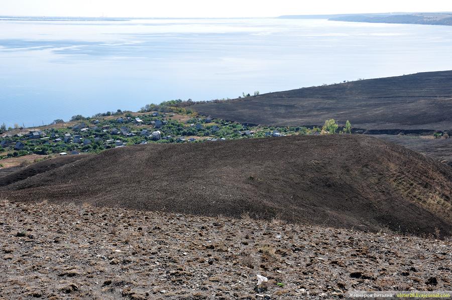 Гора Маячная и легенда Девичьих гор