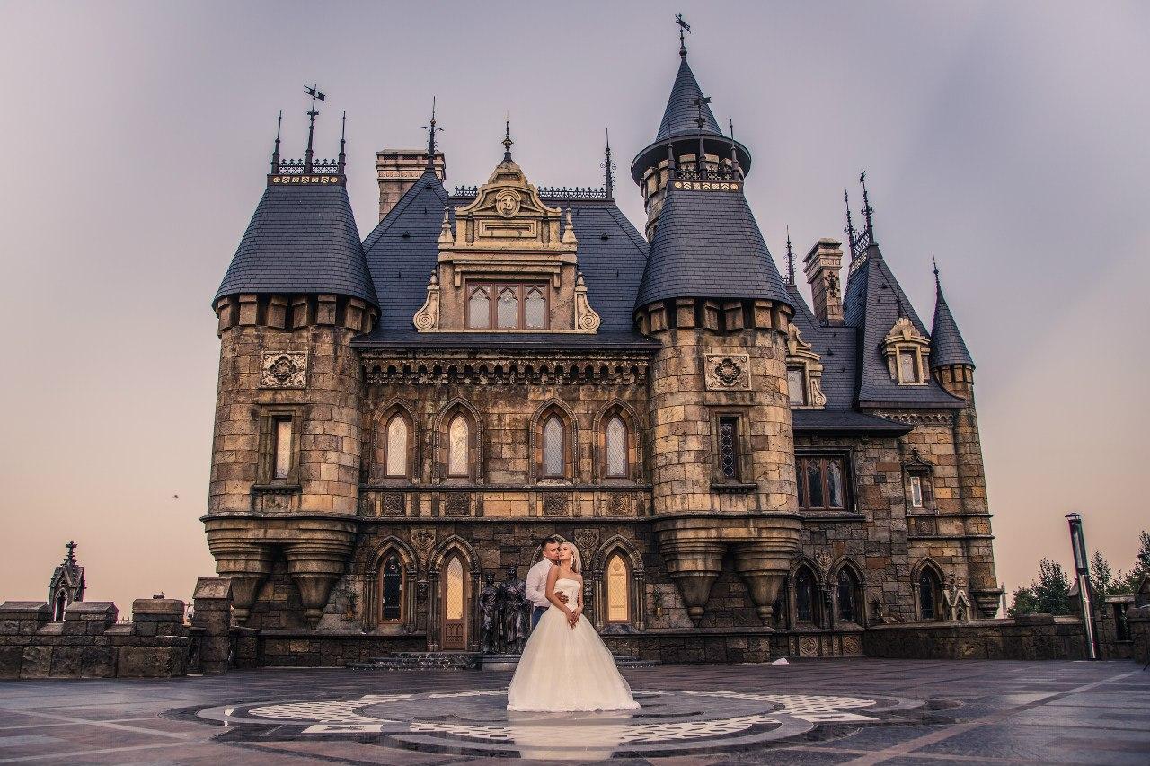 """Туристический комплекс """"Замок Гарибальди"""""""