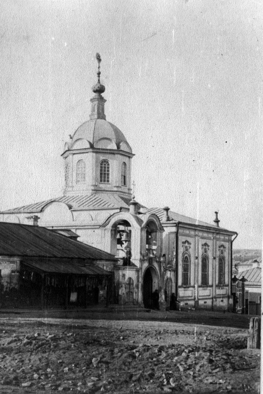 Храм в честь Страстей Господних (Киновия)