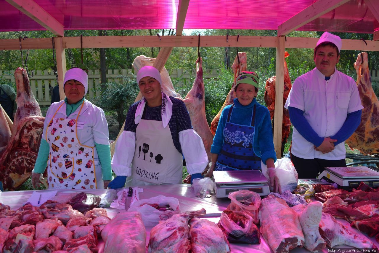 Фестиваль «Мраморное мясо»