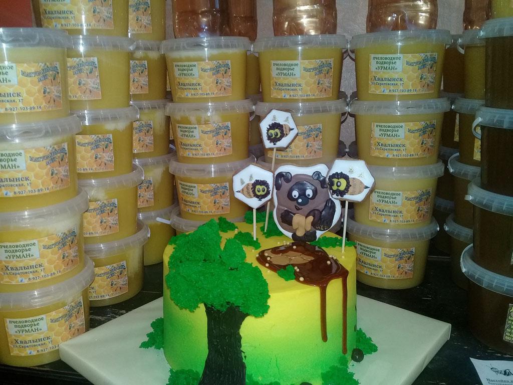 Пчеловодное подворье Урман