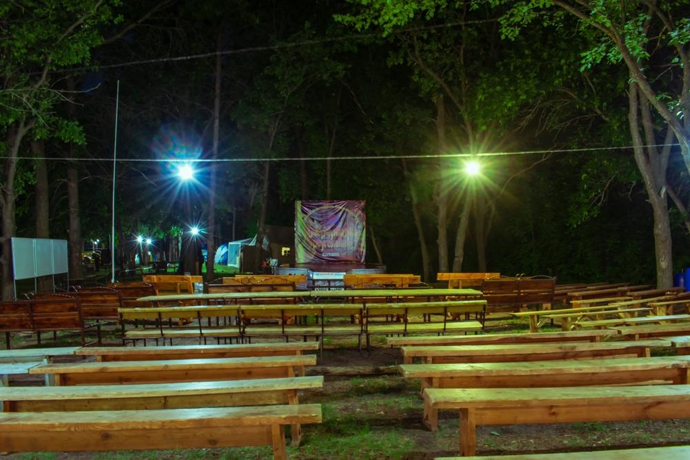 """Фестиваль бардовской песни и шансона """"Обермоунжский треугольник"""""""
