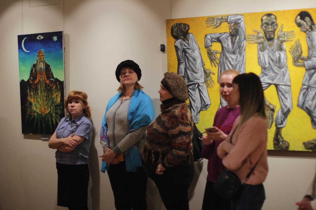Энгельсская картинная галерея