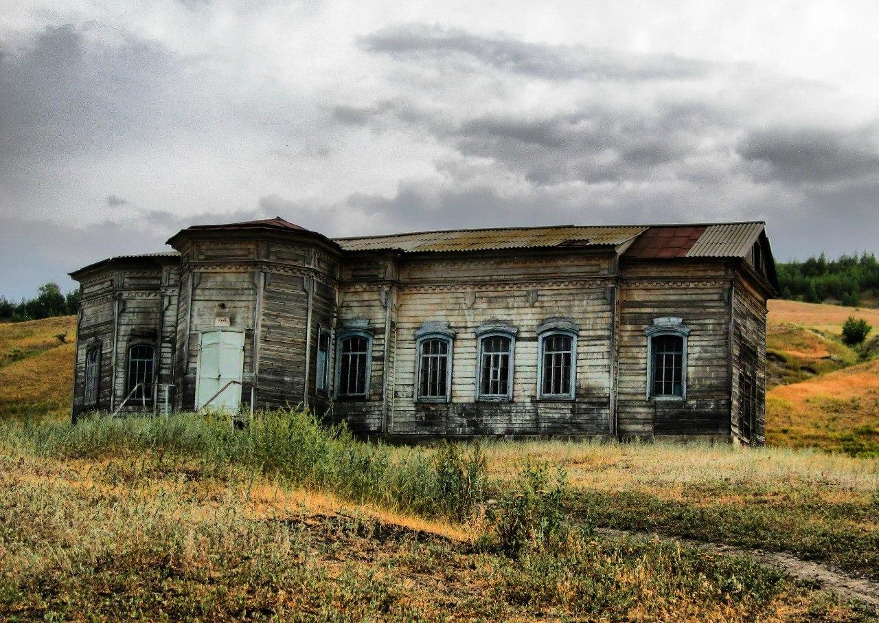 Михаило-Архангельская церковь