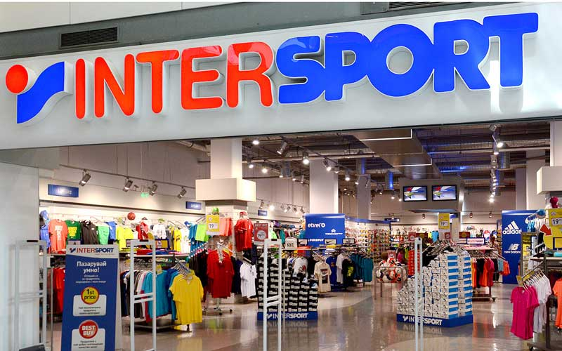 "Магазин ""INTERSPORT"""