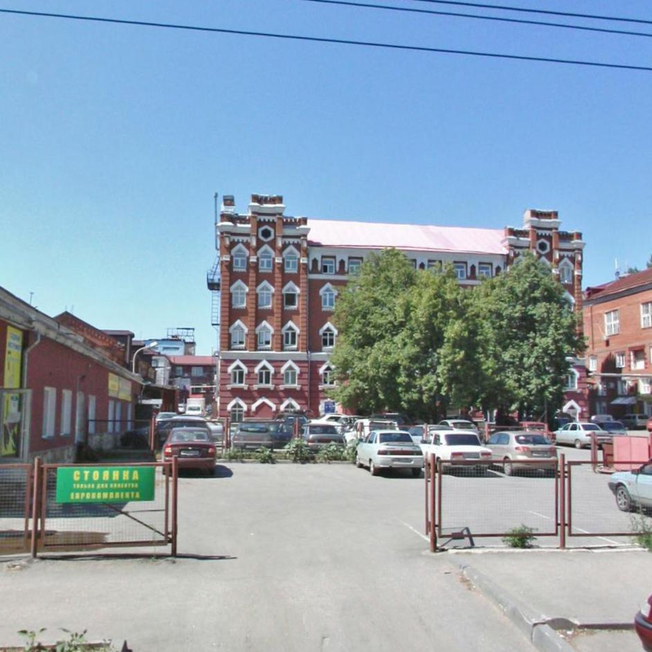 Маслобойный завод и мельница Cкворцова Н. В.