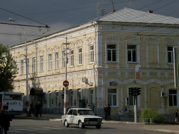 Дом купца С.И. Степашкина