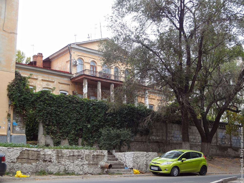 Дом князя Баратаева И. М.