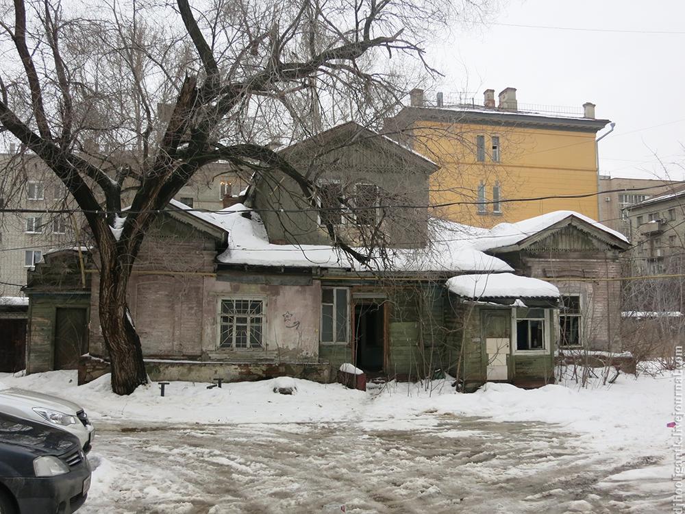 Усадьба И. П. Горизонтова