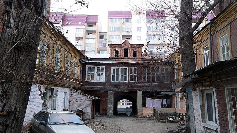 Доходный дом И. И. Лисунова