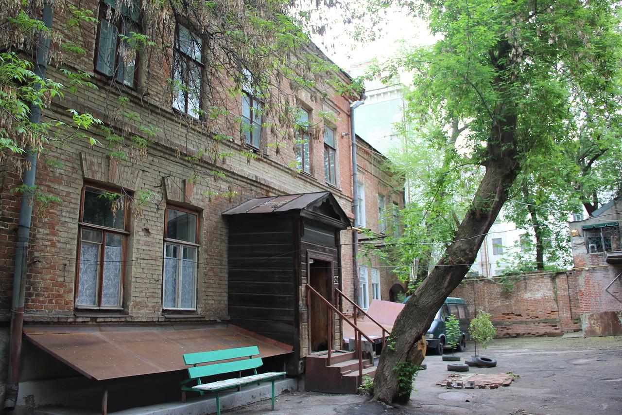 Усадьба инженера В.Д. Захарова