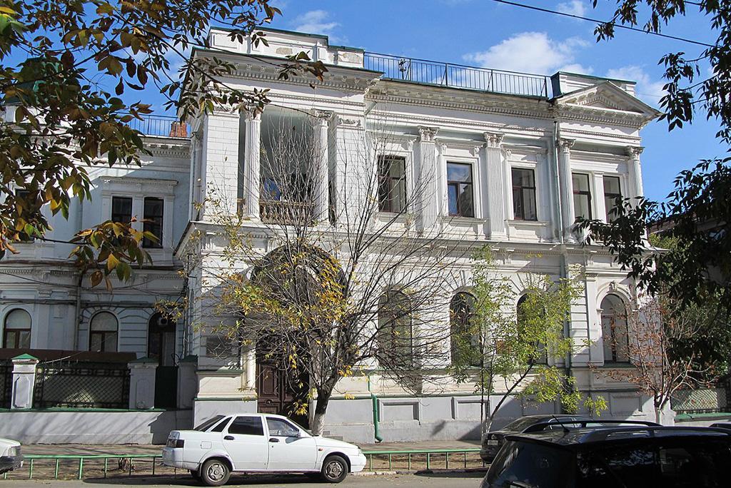 Дом саратовских губернаторов