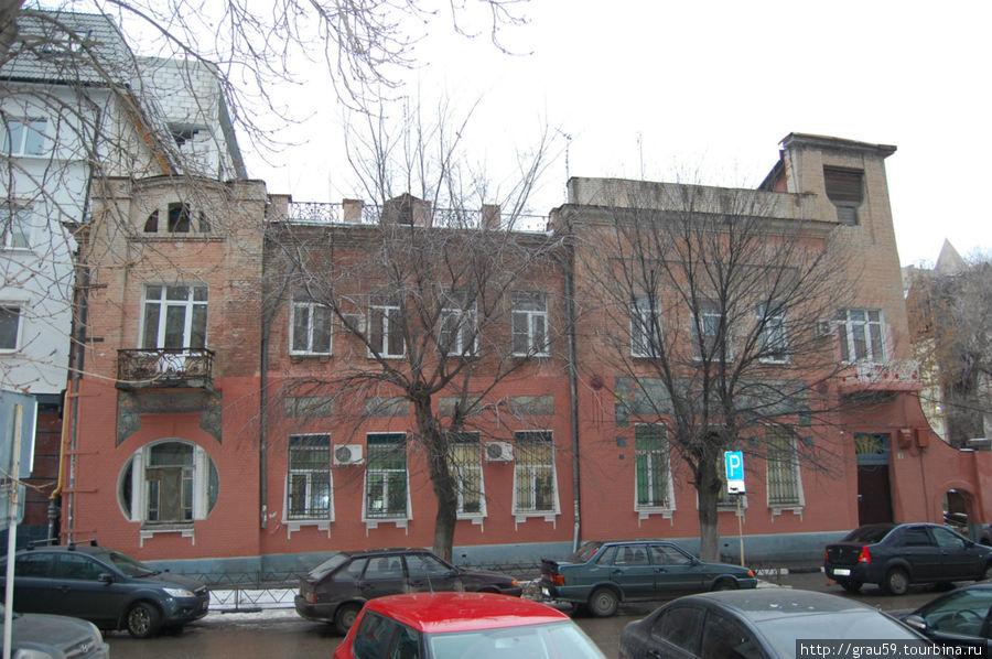 Дом А. А. Шишкиной