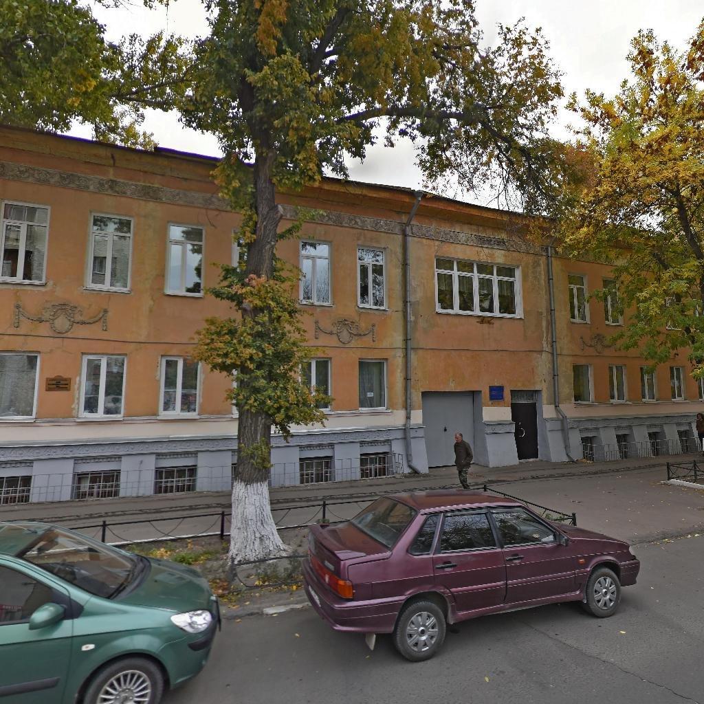 Дом С. А. Каллистратова