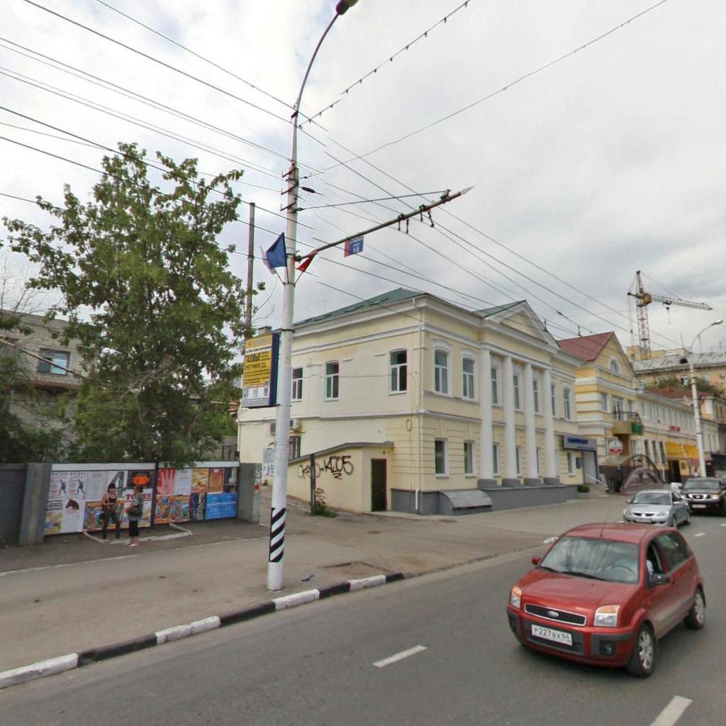 Дом В.С. Парусинова