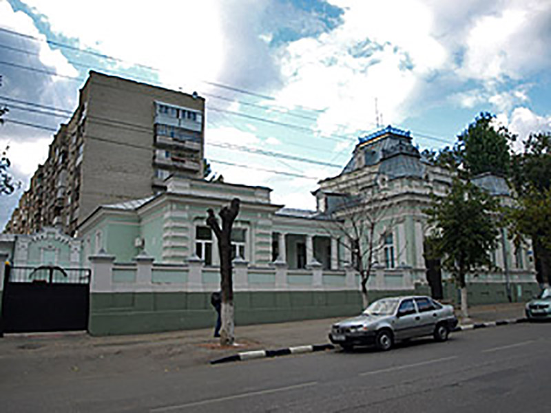 Дом К. Т. Тимофеева