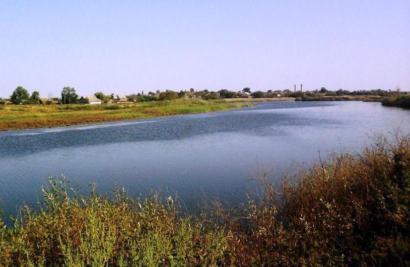 Река Еруслан
