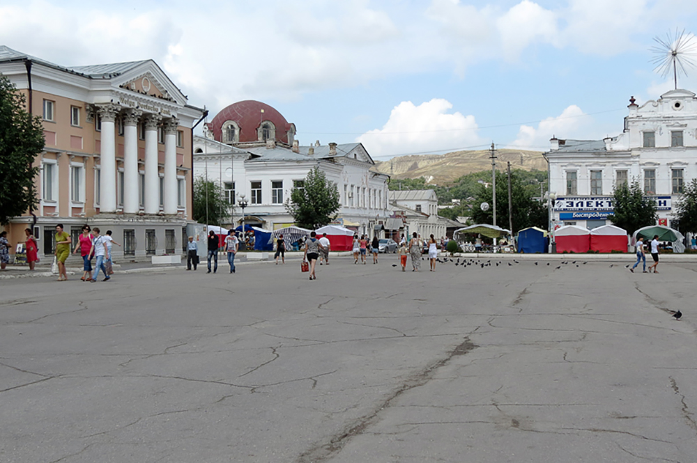 Дом П.С. Сапожникова