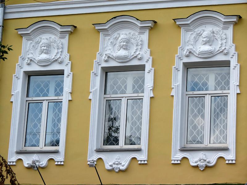 Дом купца Левшина