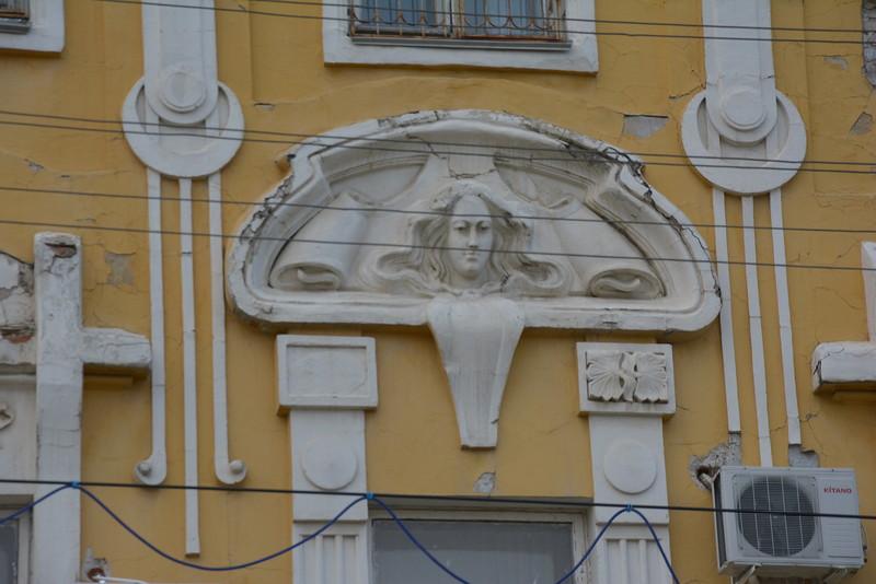 Дом Брусянцева