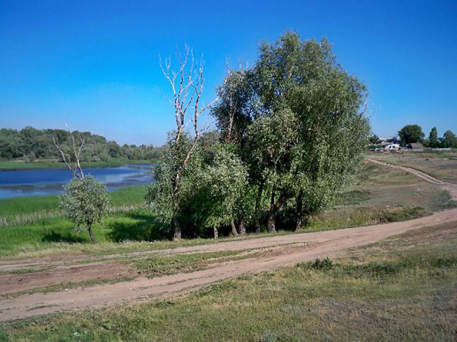 Река Баланда