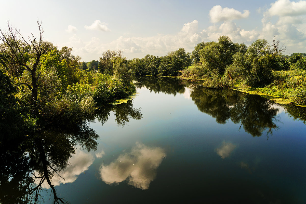 Плотина на Баланде