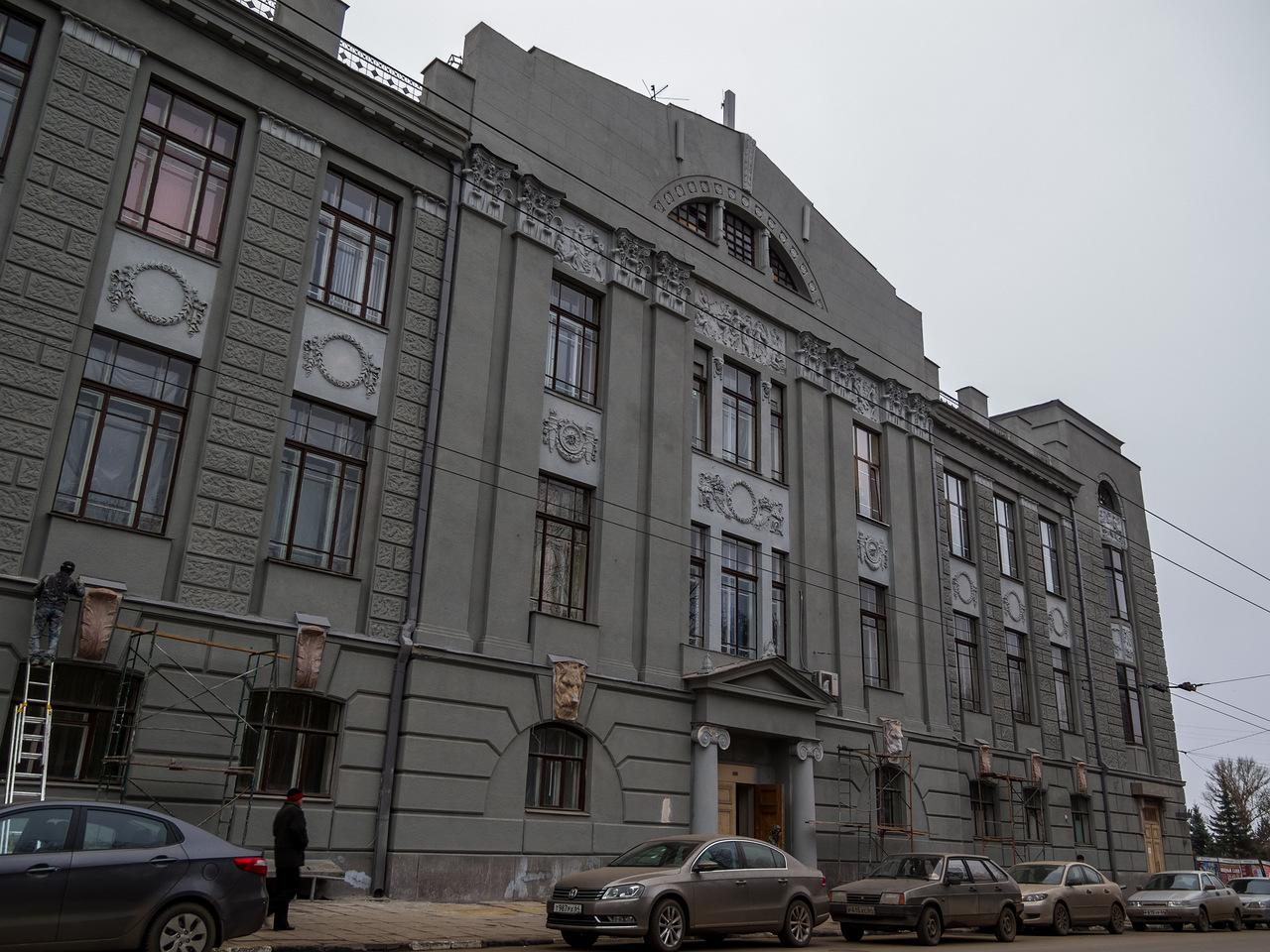 Здание Коммерческого собрания