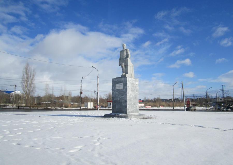 Памятник Военным строителям
