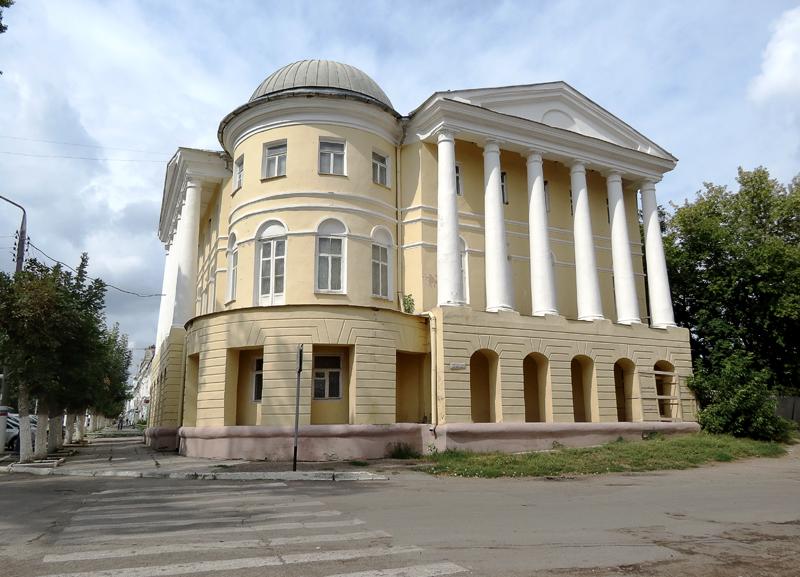 Дом купца В.М. Мясникова