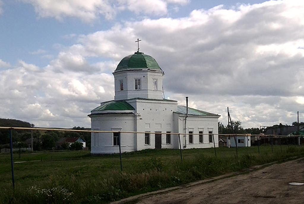 Мемориал ополченцам Отечественной войны 1812 года