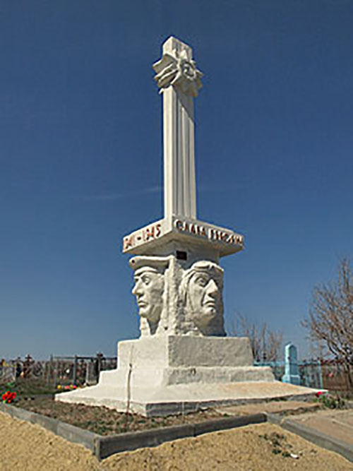 Памятник работникам госпиталя
