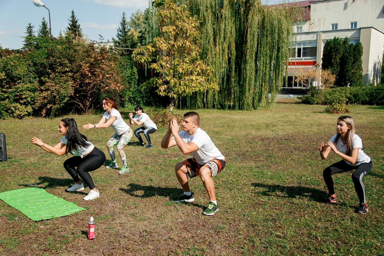 Фитнес –Парк «Сокол»