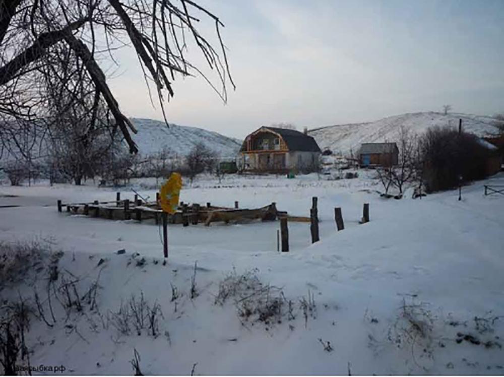 Форелевая ферма Вершининых