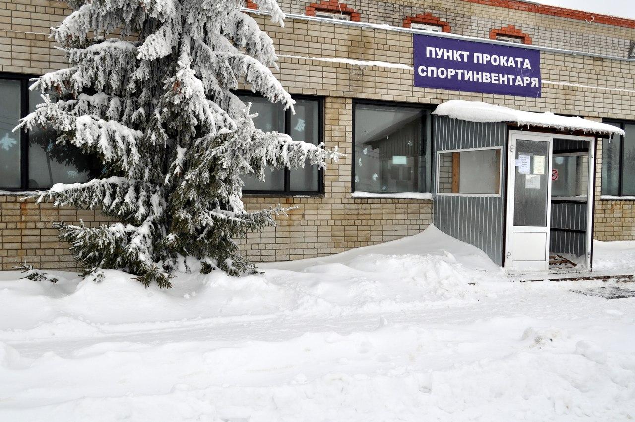 """Лыжная база """"Эдельвейс"""""""