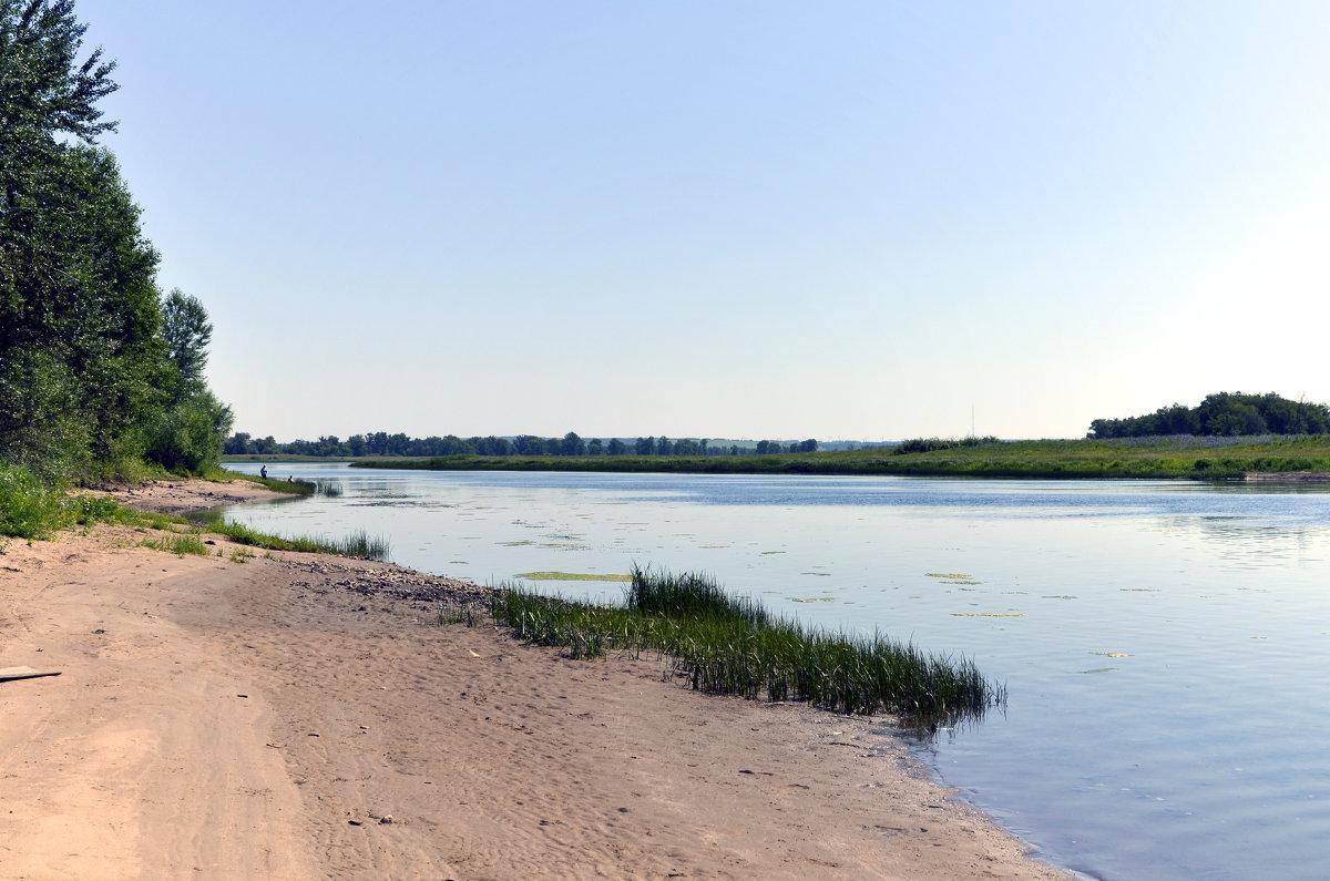 Река Терса (Терсянка)
