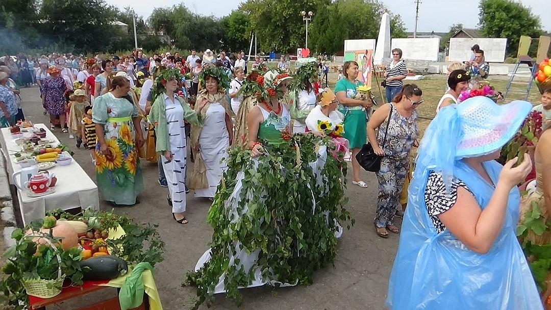 Фестиваль варенья «Цвети, наш край»