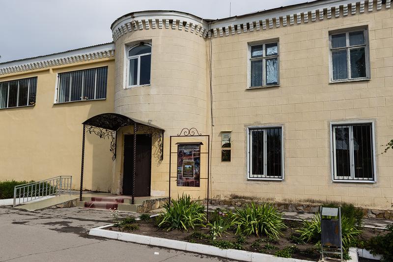 Базарно-Карабулакский художественный музей