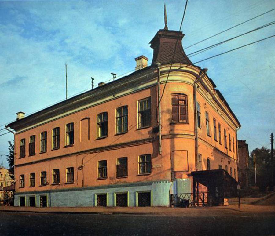 Фабрика сарпинских тканей