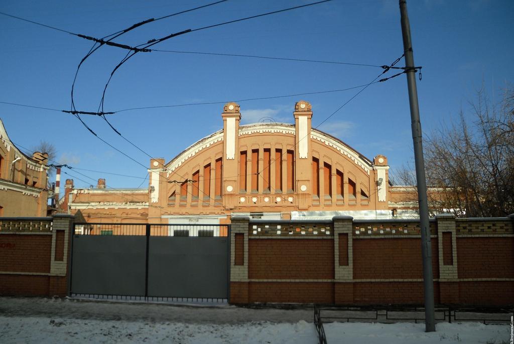 Ансамбль зданий Бельгийского общества трамваев